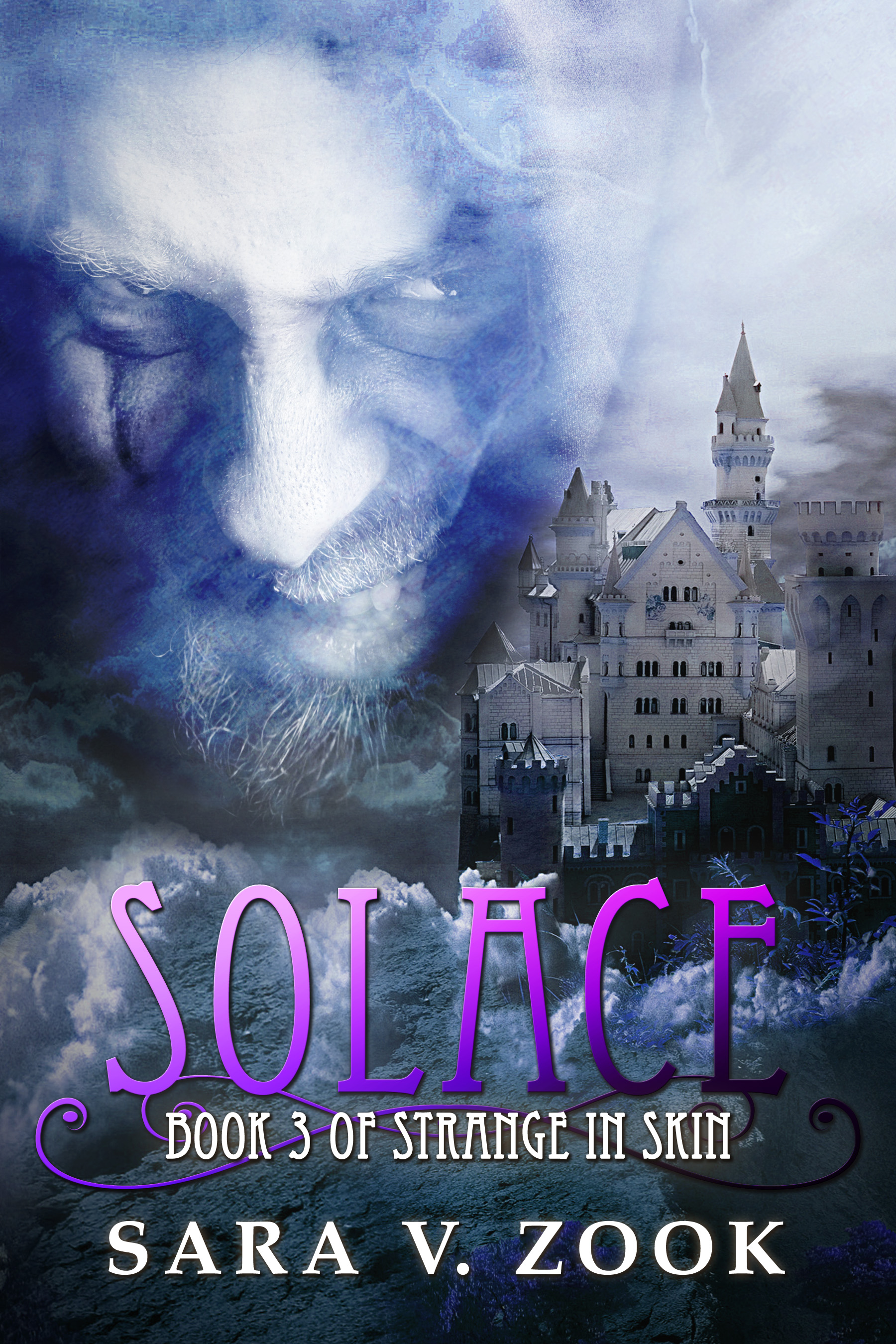 Solace - Book 3, by Sara V. Zook